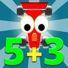 JemmForce Apps - Math Drill Racing artwork