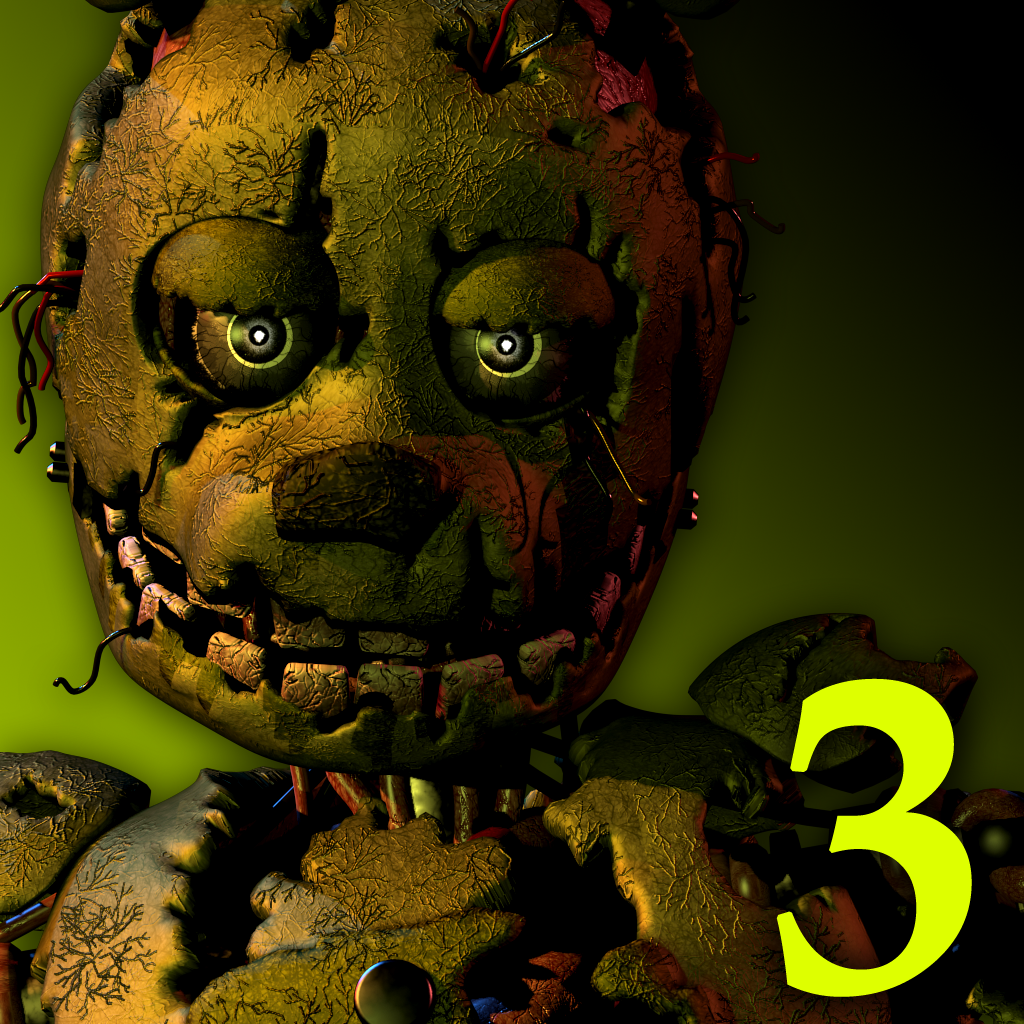 Five Nights at Freddy's 3 - Scott Cawthon