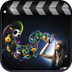 Azul Media Player - Video player and downloader for your iPad (Vendetta)
